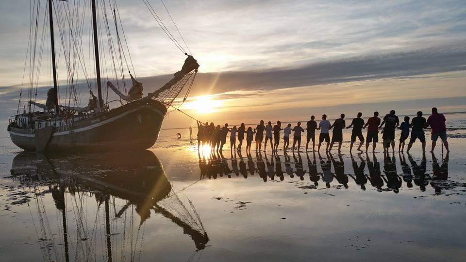 Klassenfahrt-segeln-reederei-vooruit